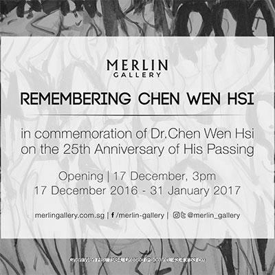 Chen Wen Hsi Series III