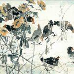 Chicken by Chen Wen Hsi