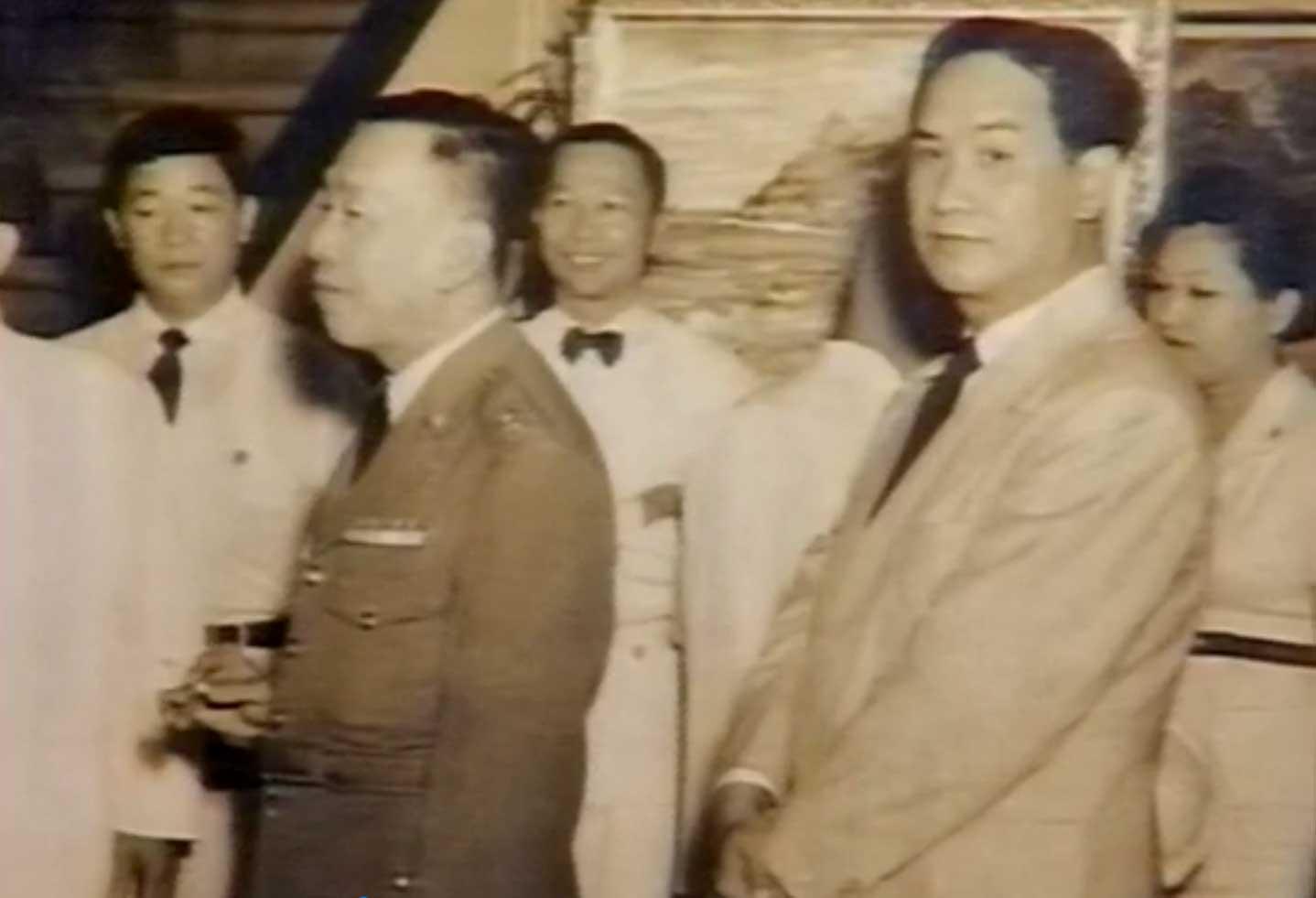 Chen Wen Hsi 1947 Hanoi Exhibition
