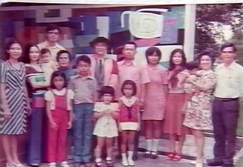 Chen Wen Hsi Family