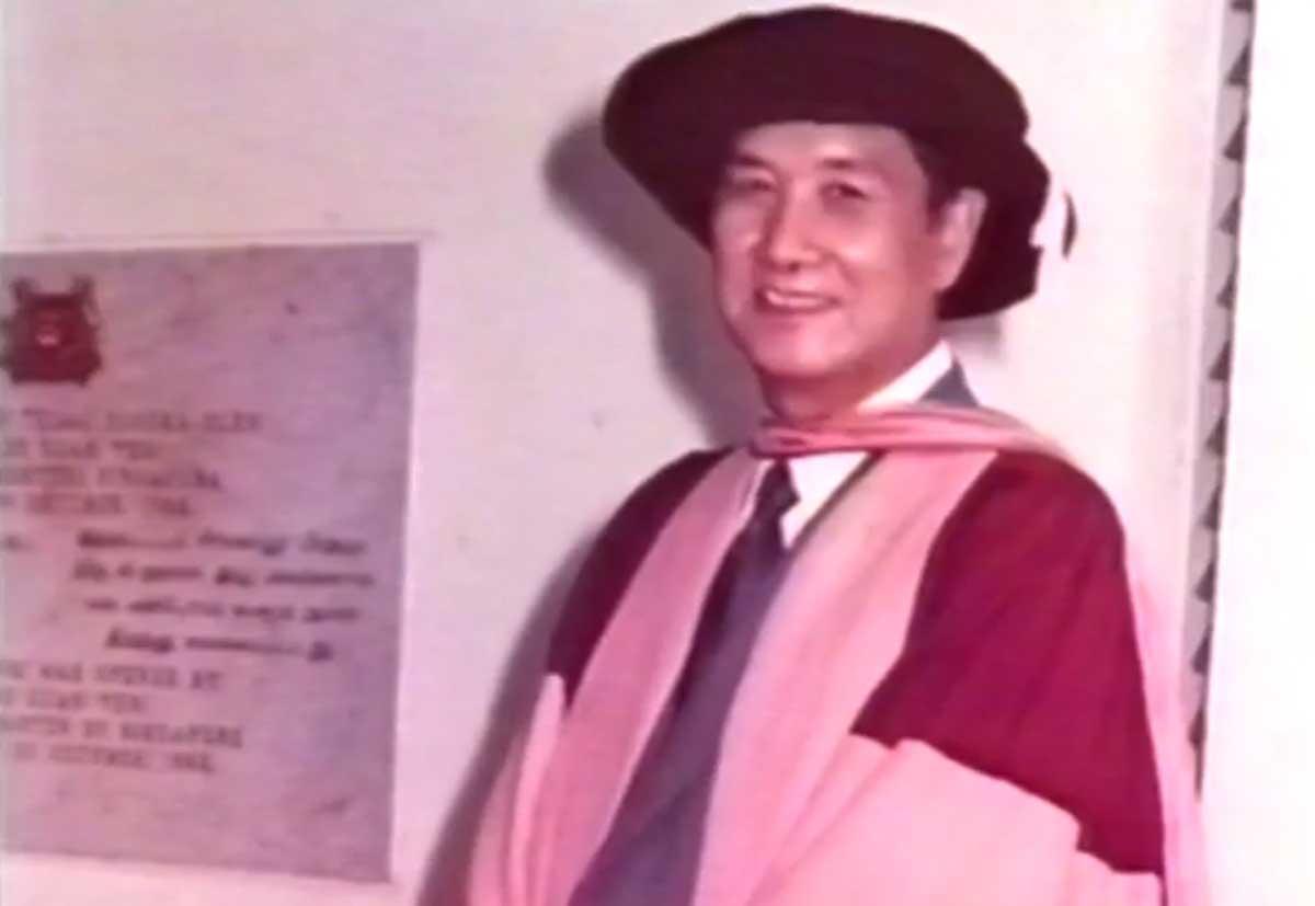 Chen Wen Hsi Graduation