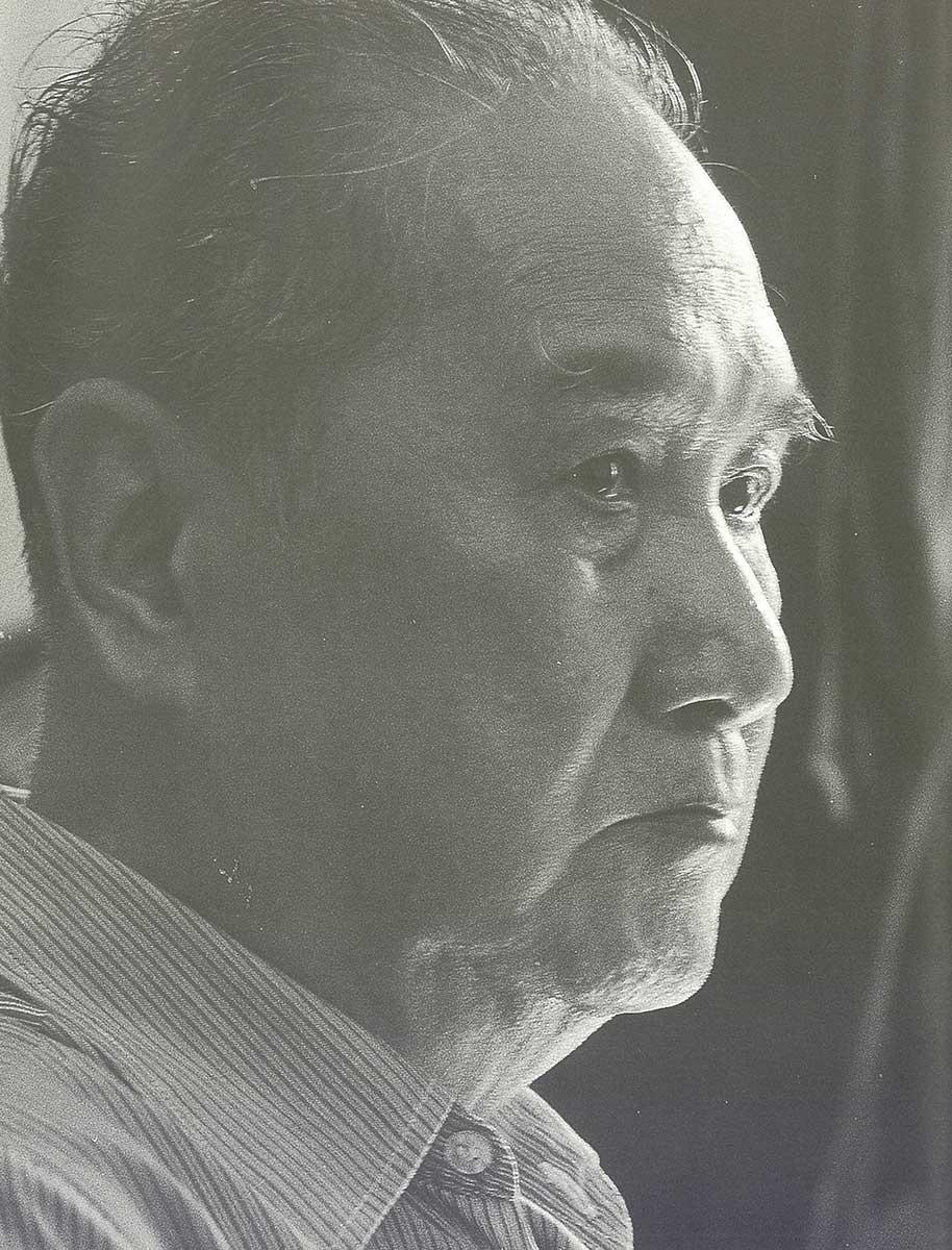 Chen Wen Hsi Portrait Photo