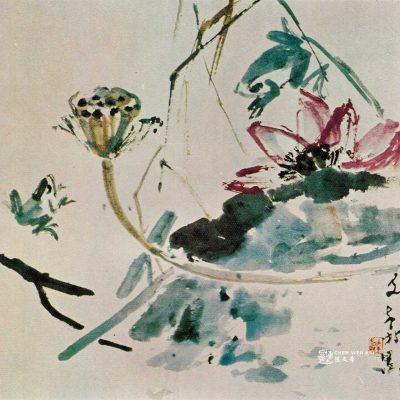 Crocking Frogs Chen Wen Hsi