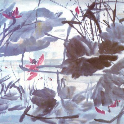 Lotus by Chen Wen Hsi