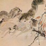 Squirrels on Rocks by Chen Wen Hsi