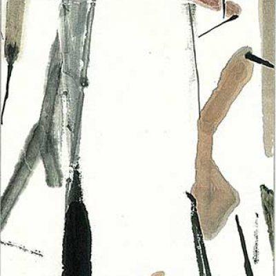 Storks by Chen Wen Hsi