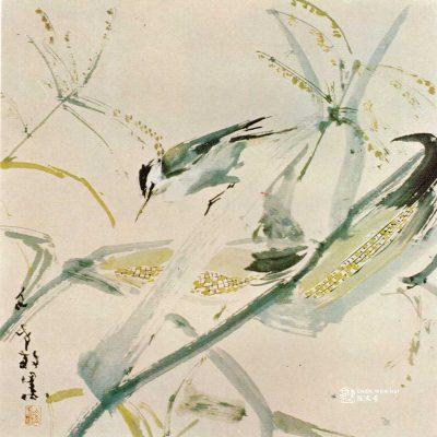 Taste Finger Painting by Chen Wen Hsi