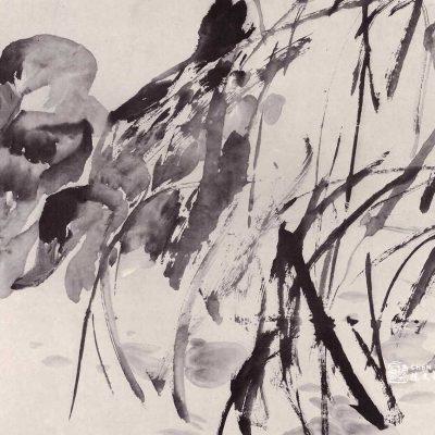 Wild Geese by Chen Wen Hsi