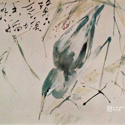 Winter Rice by Chen Wen Hsi