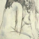 Nude Women by Chen Wen Hsi