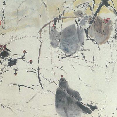 Chicken in the Garden Chen Wen Hsi