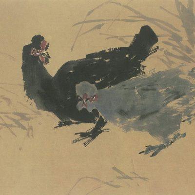 Chickens Chen Wen Hsi