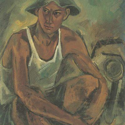 Worker by Chen Wen Hsi