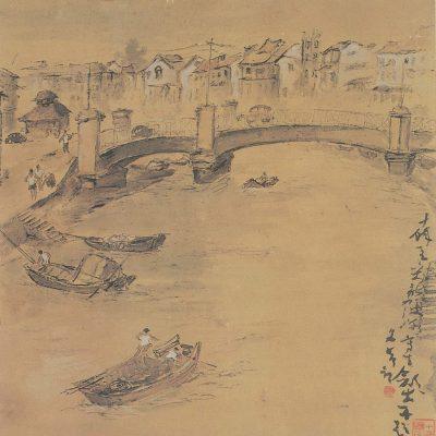 Singapore River Chen Wen Hsi