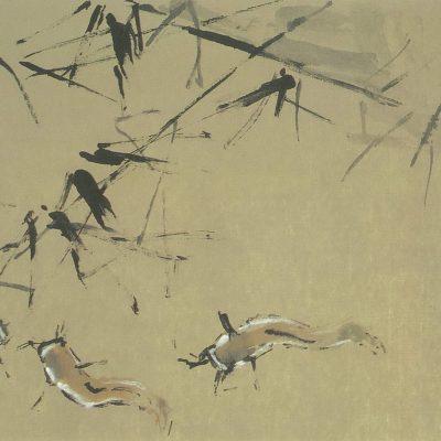 Chen Wen Hsi Swimming Fish