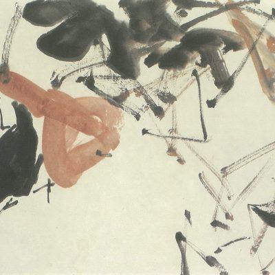Chen Wen Hsi Bottle-Gourd and Birds