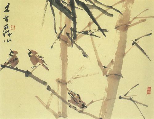 Chen Wen Hsi Humming Bird