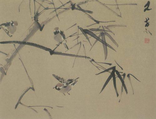 Chen Wen Hsi Birds at Play