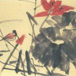 Chen Wen Hsi Lotus and Birds