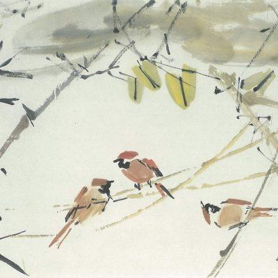 Chen Wen Hsi Singing Bird