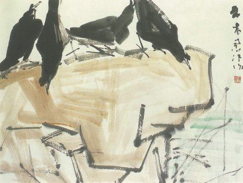 Chen Wen Hsi Sparrow