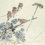 Chen Wen Hsi Sparrows