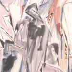 Chen Wen Hsi Abstract Cranes