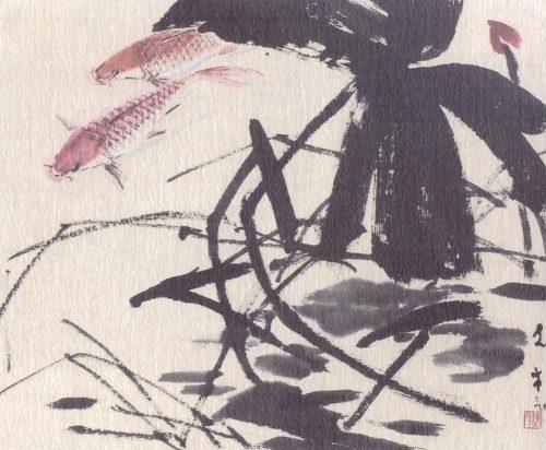 Chen Wen Hsi Carp