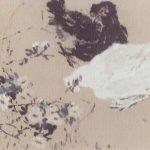 Chen Wen Hsi Black and White Chickens