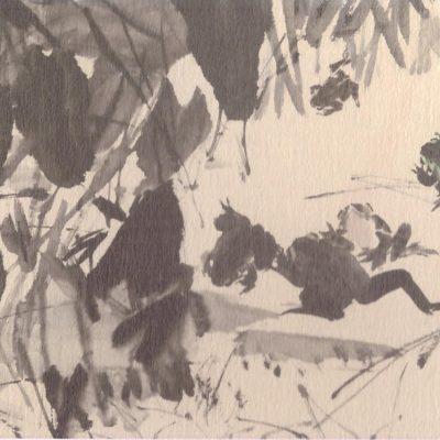 Chen Wen Hsi Frogs