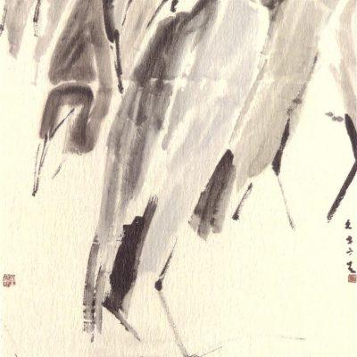 Chen Wen Hsi Herons
