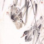 Chen Wen Hsi Two Ducks