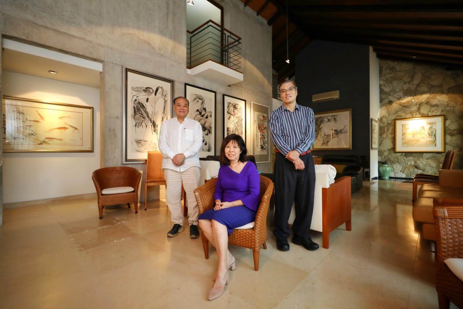 Homecoming Chen Wen Hsi